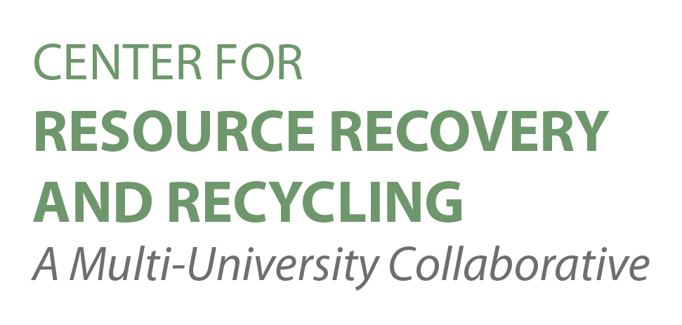 Center for Resource Recovery and Recycling